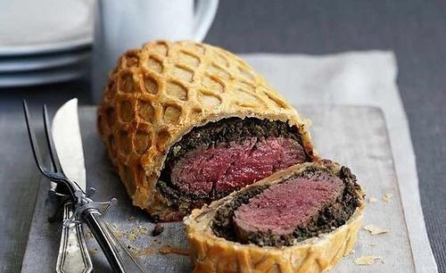 5 блюд из мяса для новогоднего стола ♨